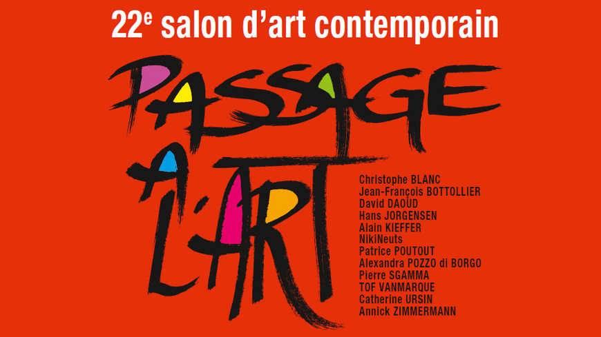 Passage l art salon d art contemporain cherbougetoi - Salon art contemporain ...