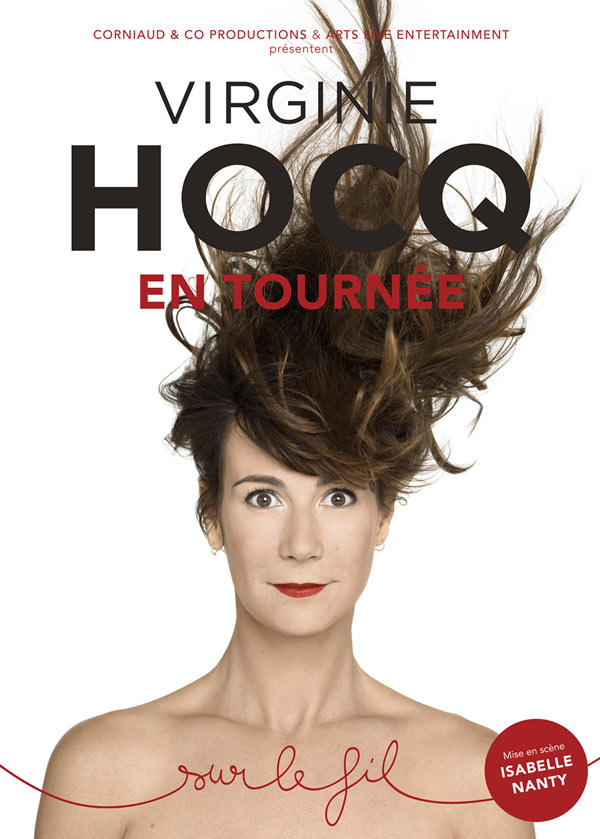 spectacle virginie hocq