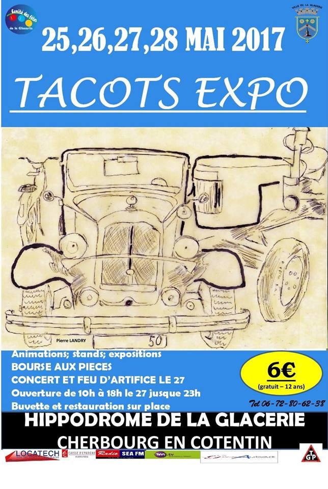 Tacots expo 2 me salon de v hicules anciens for Salon de l agriculture 2017 billet gratuit