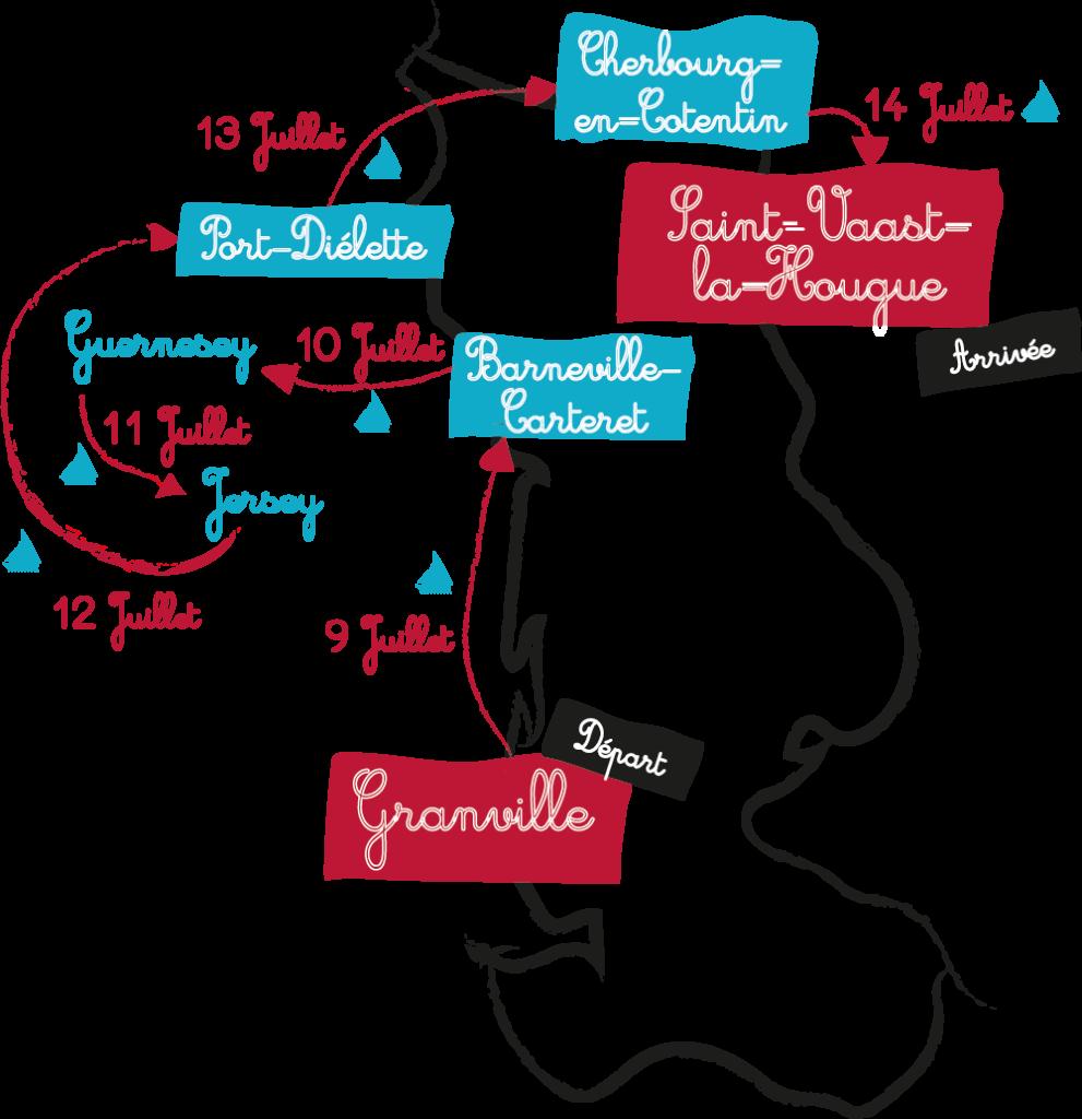 tour des ports de la manche 2017 cherbougetoi le
