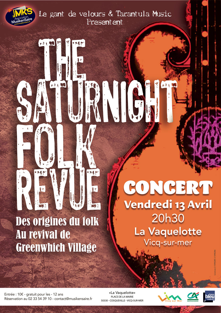 Saturnight folk revue cherbougetoi le blog for Fenetre pas cher