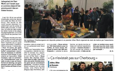 L'After Work revisité par CherBOUGEtoi