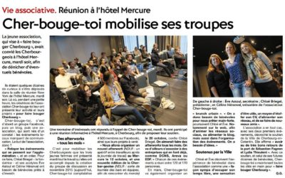 Cher-bouge-toi mobilise ses troupes