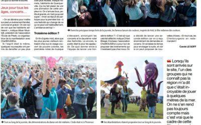 Des milliers de Cherbourgeois célèbrent les couleurs