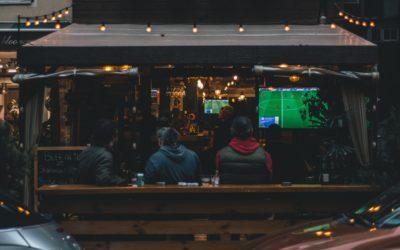 Bars qui diffusent les matchs