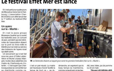 Le festival Effet Mer est lancé