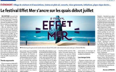 Le festival Effet Mer s'ancre sur les quais début juillet